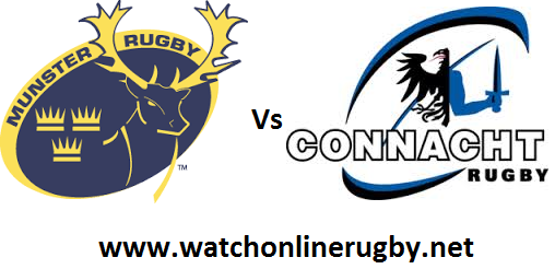 Munster vs Connacht live