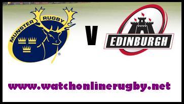 Edinburgh VS Munster