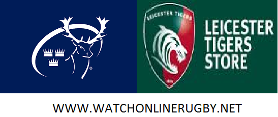 Munster vs Leicester Tigers