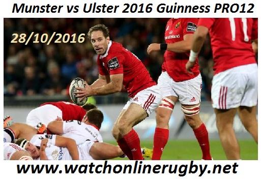 Munster vs Ulster