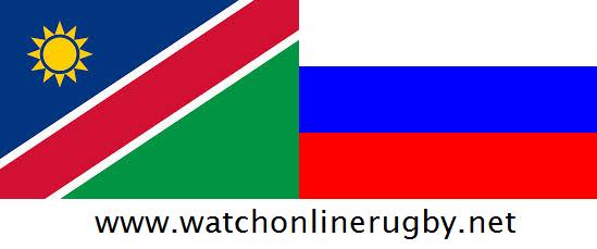 Namibia vs Russia live