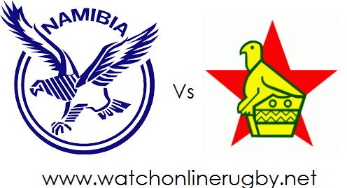 Namibia vs Zimbabwe rugby live