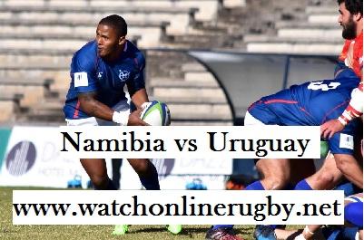 Namibia vs Uruguay