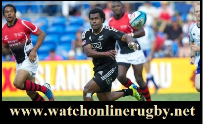 New Zealand 7s vs England 7s live