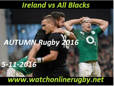 New Zealand vs Ireland
