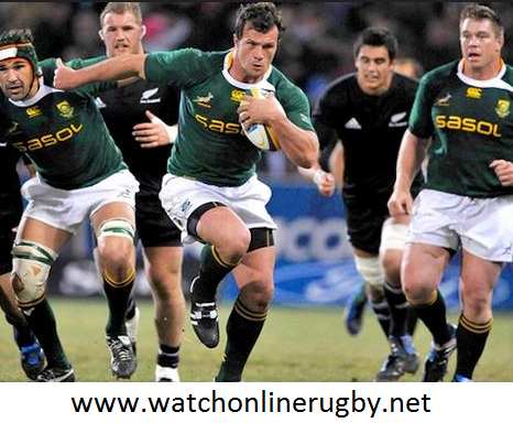 New Zealand vs South Africa Rugby Live Online