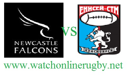 Newcastle Falcons vs RC Enisei