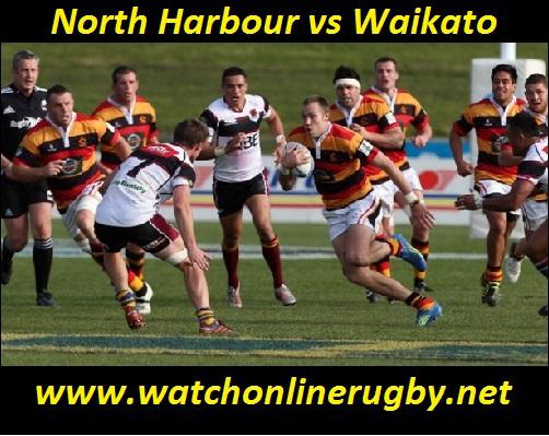 North Harbour vs Waikato