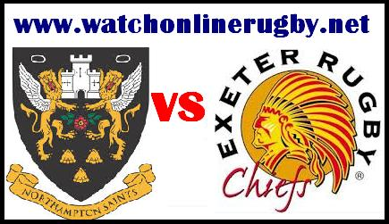 Northampton Saints vs Exeter Chiefs live