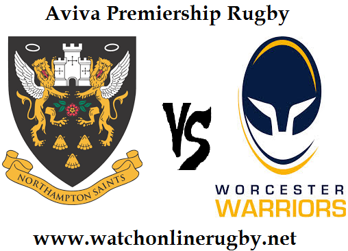 Northampton Saints vs Worcester Live