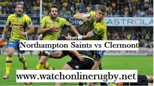 Northampton Saints vs Clermont
