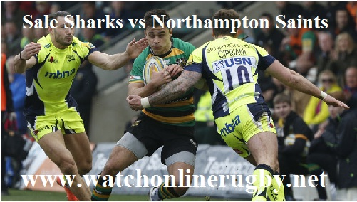 Northampton Saints vs Sale Sharks live