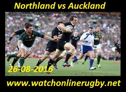 Northland vs Auckland