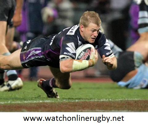 NRL Final Cronulla Sutherland Sharks vs Melbourne Storm Live