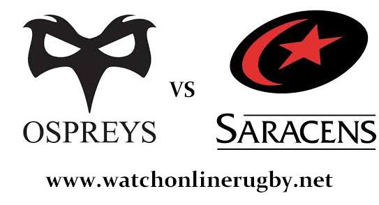 Ospreys vs Saracens