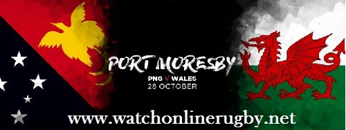 Papua New Guinea vs Wales