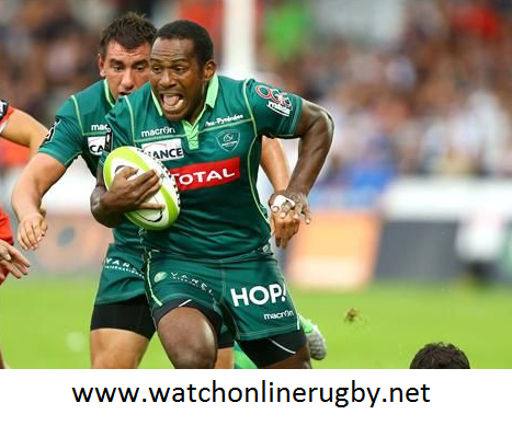 Pau vs Cardiff Blues 2016 Live Stream Online