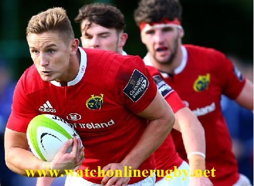 Racing 92 vs Munster live