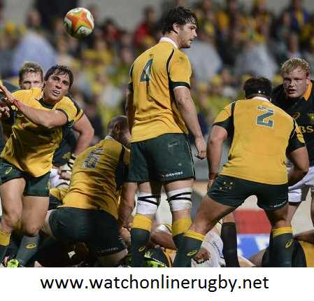 Rugby Australia vs South Africa 2016 Live On Android