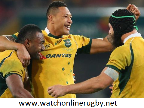Rugby Championship Australia vs South Africa Online