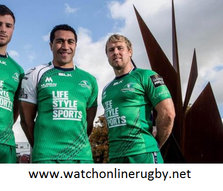 Rugby Connacht vs Scarlets 2016 Live Stream