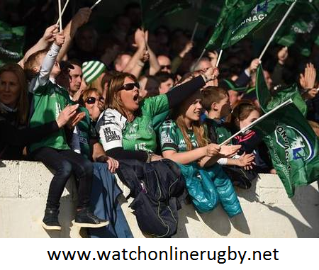 Rugby Edinburgh vs Connacht 2016 Live Streaming