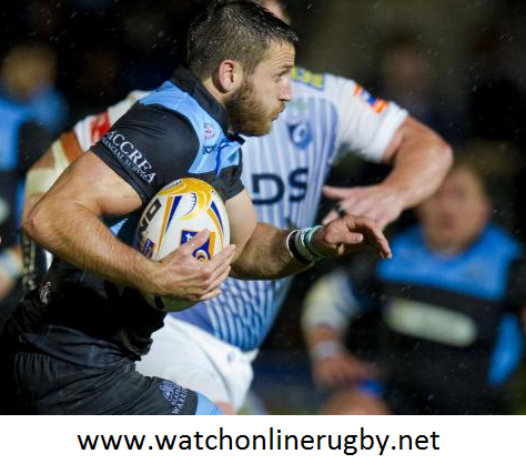 Rugby Glasgow Warriors vs Cardiff Blues Live Online