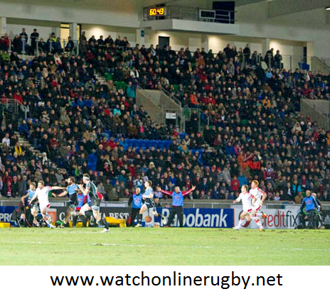 Rugby Glasgow Warriors vs Dragons Live