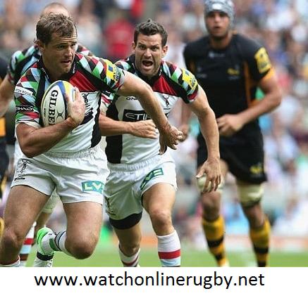 Rugby Harlequins vs Wasps 2016 Live Broadcast