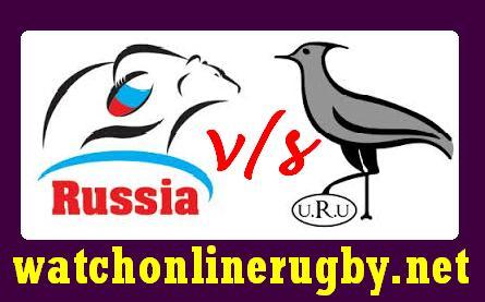 Russia vs Uruguay live