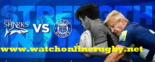 Bath Rugby vs Sale Sharks