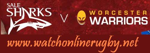Worcester Warriors vs Sale Sharks