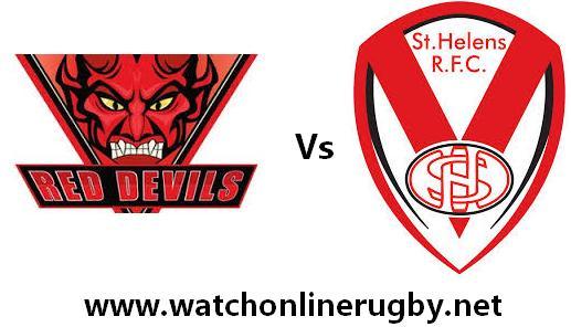 Salford Red Devils vs St Helens live