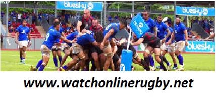 Samoa vs France live