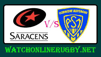 Saracens vs Clermon