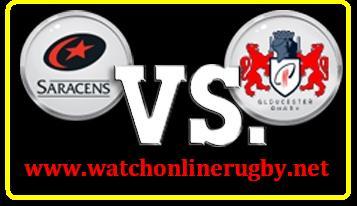 Saracens vs Gloucester