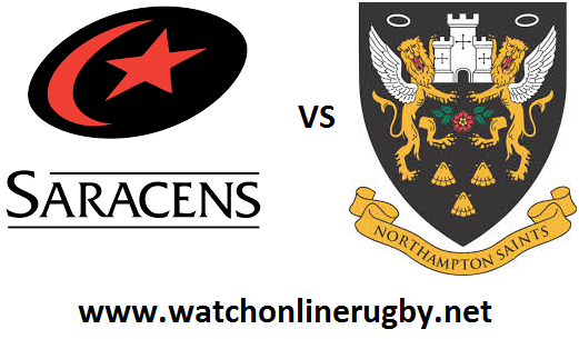 Saracens vs Northampton Saints