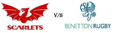 Scarlets vs Benetton