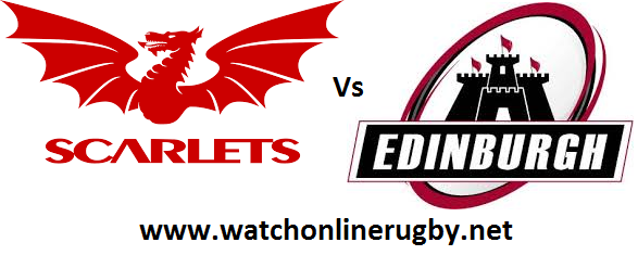 scarlets vs edinburgh