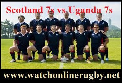 Scotland 7s vs Uganda 7s live