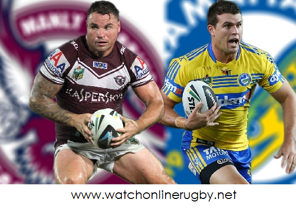 Eels vs Sea Eagles