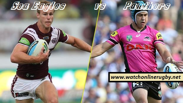 Penrith Panthers vs Manly-Warringah Sea Eagles live