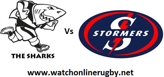 Stormers vs Sharks live