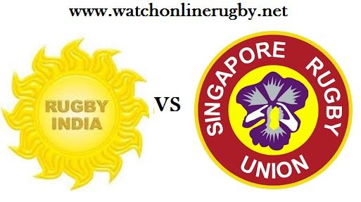 Singapore vs India