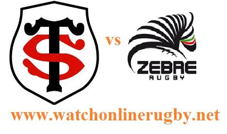 Stade Toulousain vs Zebre live