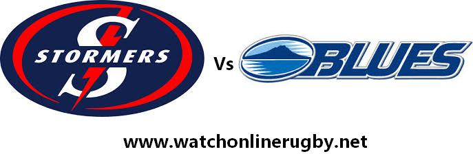 Blues vs Stormers