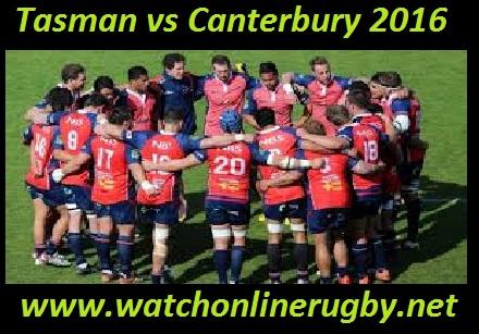 Tasman vs Canterbury stream