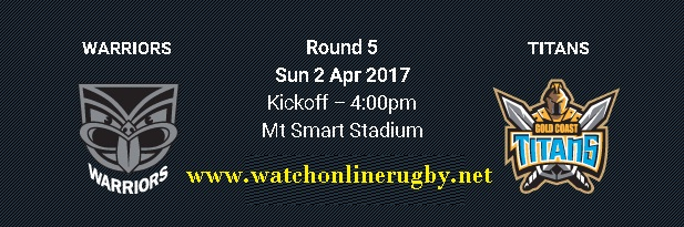 Titans vs Warriors rugby live