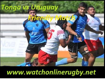 Tonga vs Uruguay
