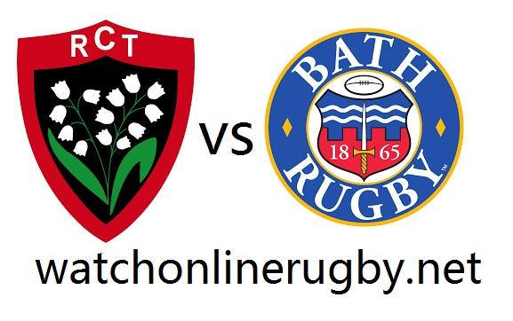 Toulon vs Bath Rugby